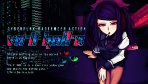 Cover VA-11 Hall-A: Cyberpunk Bartender Action