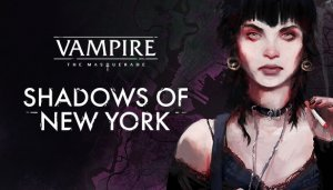 Cover Vampire: The Masquerade - Shadows of New York