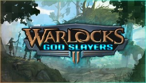 Cover Warlocks 2: God Slayers