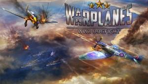Cover Warplanes: WW2 Dogfight