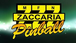 Cover Zaccaria Pinball