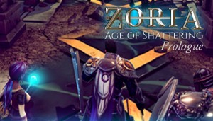 Cover Zoria: Age of Shattering Prologue
