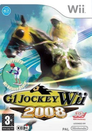 Cover G1 Jockey Wii 2008