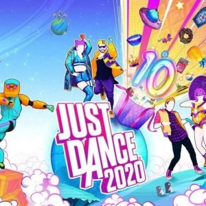 Cover Just Dance 2020 (Wii)