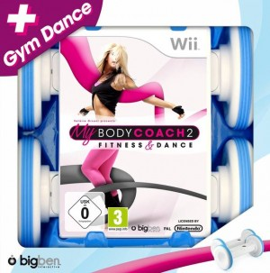 Cover My Body Coach 2 (Wii)