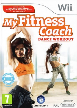 Cover My Fitness Coach: Dance Workout