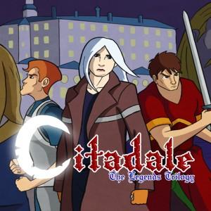 Cover Citadale: The Legends Trilogy