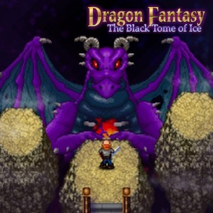 Cover Dragon Fantasy: The Black Tome of Ice