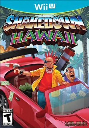 Cover Shakedown Hawaii