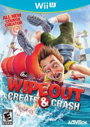Cover Wipeout: Create & Crash