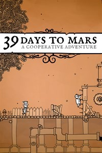 Cover 39 Days to Mars