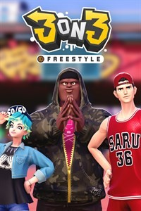Cover 3on3 Freestyle