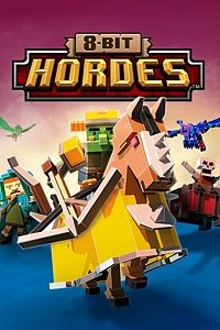 Cover 8-Bit Hordes