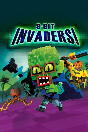 Cover 8-Bit Invaders!