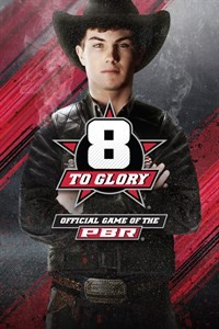 Cover 8 to Glory: The Official Game of the PBR (Xbox One)