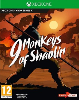 Cover 9 Monkeys of Shaolin (Xbox One)