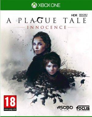Cover A Plague Tale: Innocence