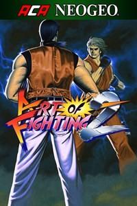 Cover ACA NeoGeo: Art of Fighting 2
