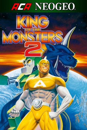 Cover ACA NeoGeo: King of the Monsters 2
