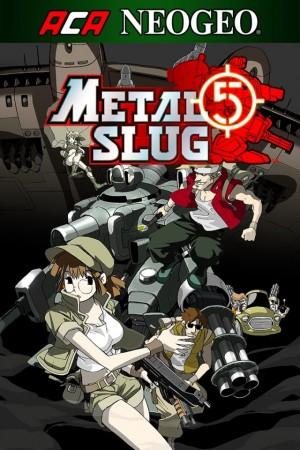 Cover ACA NeoGeo: Metal Slug 5
