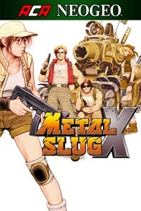 Cover ACA NeoGeo: Metal Slug X