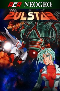 Cover ACA NeoGeo: Pulstar