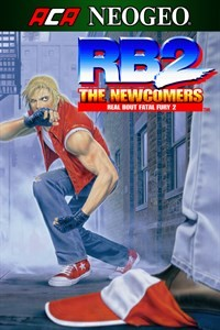 Cover ACA NeoGeo: Real Bout Fatal Fury 2