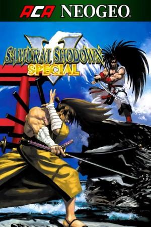 Cover ACA NeoGeo: Samurai Shodown V Special