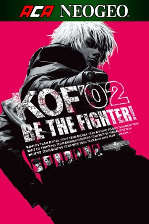 Cover ACA NeoGeo: The King of Fighters 2002