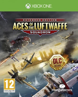 Cover Aces of the Luftwaffe: Squadron