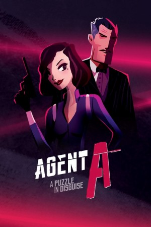 Cover Agent A: A Puzzle In Disguise
