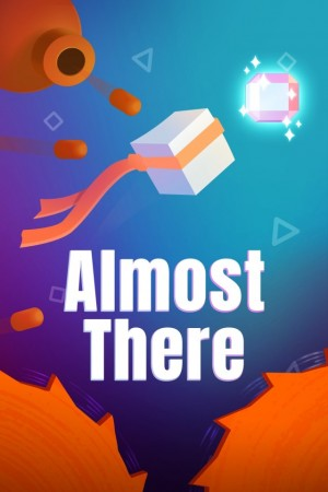 Cover Almost There: The Platformer