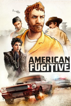 Cover American Fugitive
