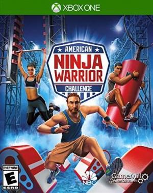 Cover American Ninja Warrior Challenge