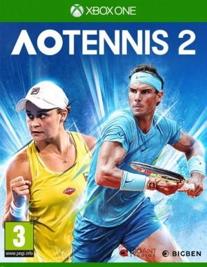 Cover AO Tennis 2 (Xbox One)