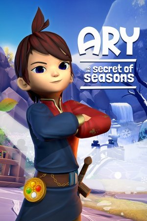 Cover Ary and the Secret of Seasons (Xbox One)