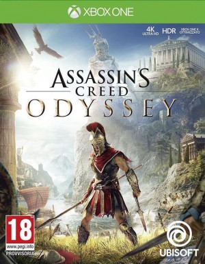Cover Assassin's Creed Odyssey (Xbox One)