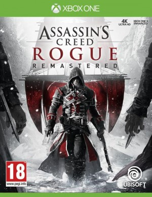 Cover Assassin's Creed Rogue Remastered