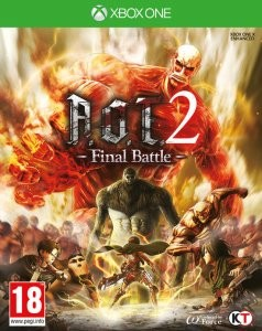 Cover Attack on Titan 2: Final Battle (Xbox One)