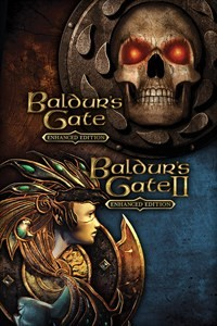 Cover Baldur's Gate and Baldur's Gate II: Enhanced Editions (Xbox One)