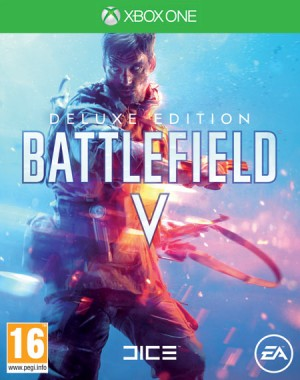 Cover Battlefield V (Xbox One)