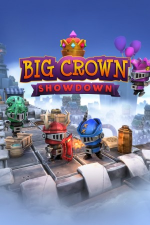 Cover Big Crown: Showdown