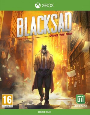 Cover Blacksad: Under the Skin (Xbox One)