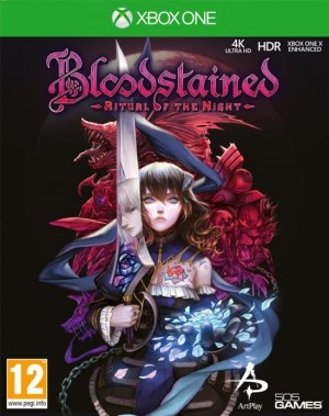 Cover Bloodstained: Ritual of the Night (Xbox One)
