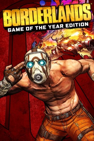Cover Borderlands: Game of the Year Edition (Xbox One)