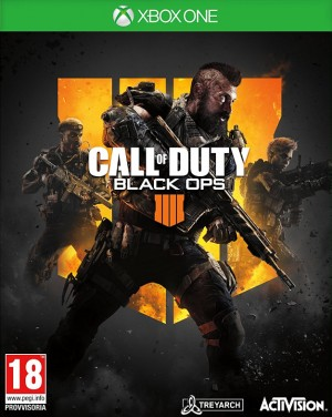 Cover Call of Duty: Black Ops 4 (Xbox One)