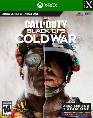 Cover Call of Duty: Black Ops Cold War