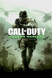 Cover Call of Duty: Modern Warfare Remastered