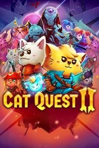 Cover Cat Quest II: The Lupus Empire