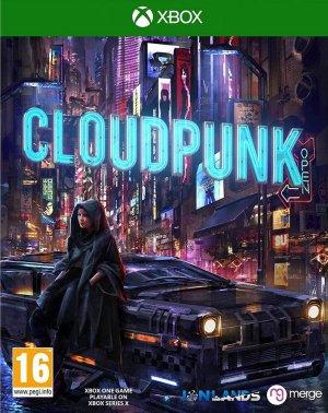 Cover Cloudpunk